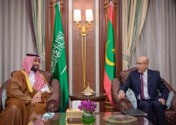 أفريكا إنتلجنس: بن سلمان طلب من رئيس موريتانيا التواصل مع نتنياهو