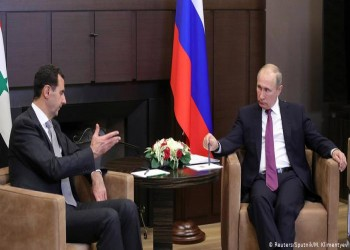 سر توتر العلاقات بين الأسد وبوتين