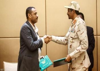 السودان.. توافق على وقف الملاسنات بالقضايا الخلافية