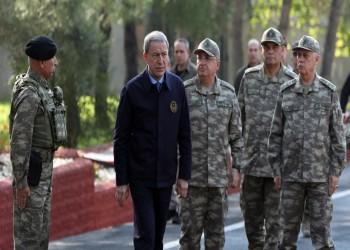 وزير دفاع تركيا: عملية إيريني الأوروبية تدعم حفتر