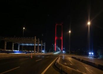 بينها أنقرة واسطنبول.. تركيا تحظر التجول في 15 ولاية لـ4 أيام