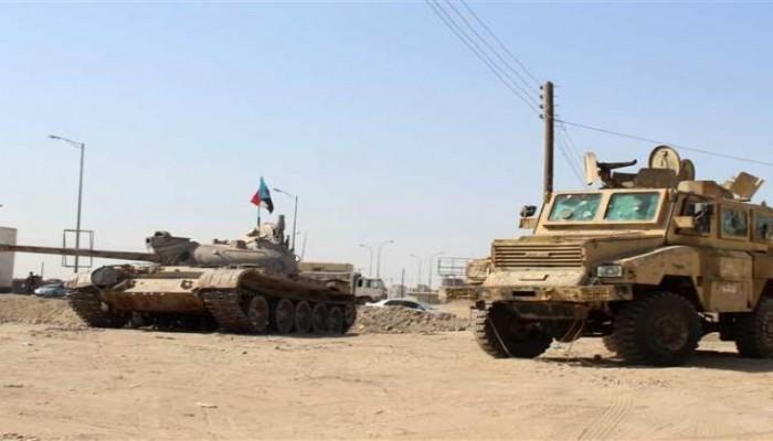 سقوط مواقع لواء مشاة تابع للجيش اليمني بيد قوات الانتقالي