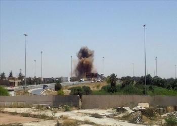 الوفاق الليبية تدمر منظومة دفاع جوي روسية بقاعدة الوطية