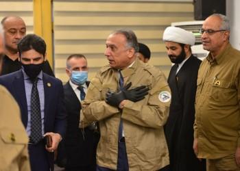 الكاظمي يتعهد بالحفاظ على الحشد الشعبي كمكون من الجيش العراقي