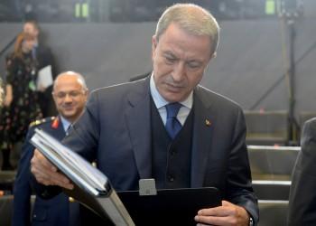 وزير الدفاع التركي: لا قتلى أو جرحى بين قواتنا في ليبيا
