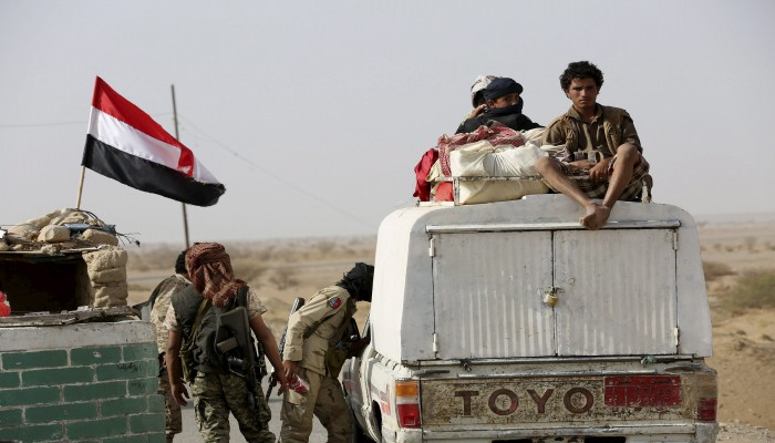 مصدر: قوات يمنية تأسر قائدا بارزا بالانتقالي الجنوبي في أبين