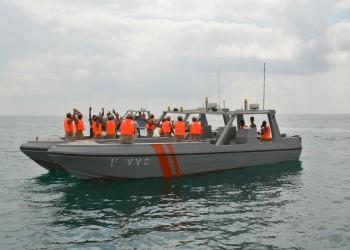 التحالف: الانتقالي الجنوبي يمنع خفر السواحل اليمنية من أداء مهامها