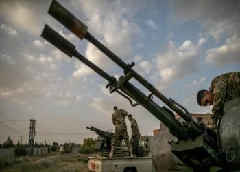 الوفاق الليبية تدمر ثالث منظومة دفاع جوي روسية لحفتر