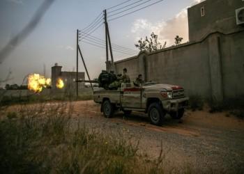 ضربة قاسية لحفتر.. قوات الوفاق تسيطر على كامل قاعدة الوطية