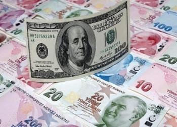 الليرة التركية تصعد لليوم الثامن على التوالي