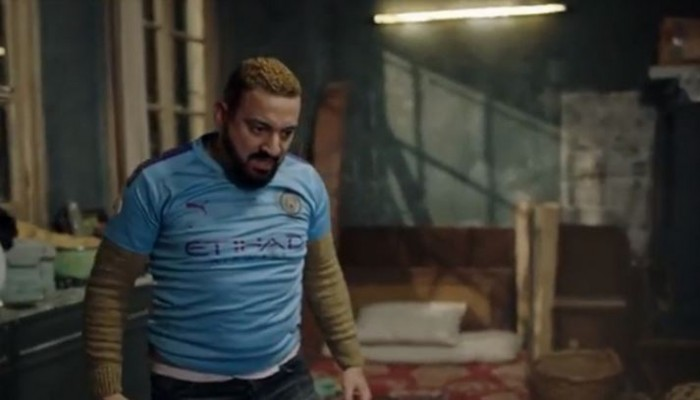 مانشستر سيتي يعلق على مشهد بمسلسل البرنس.. وممثل مصري يرد