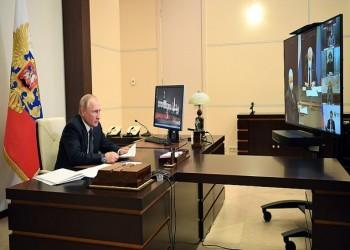 بوتين يدعو مسلمي روسيا للاحتفال بعيد الفطر في منازلهم