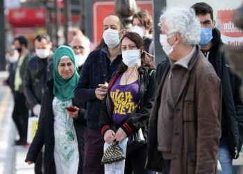تراجع ملحوظ في وفيات وإصابات كورونا بتركيا