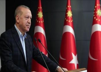 أردوغان: الفشل مصير أي مشروع إقليمي يستبعد تركيا