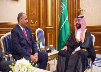 مصادر: بن سلمان يلتقي الزبيدي في الرياض خلال الساعات المقبلة