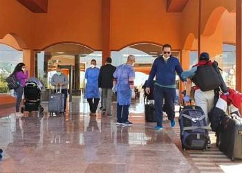 مصر تخفض مدة الحجر الصحي للعائدين من الخارج لـ7 أيام