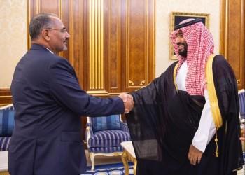 الزبيدي يصل إلى الرياض لبحث مستجدات جنوب اليمن