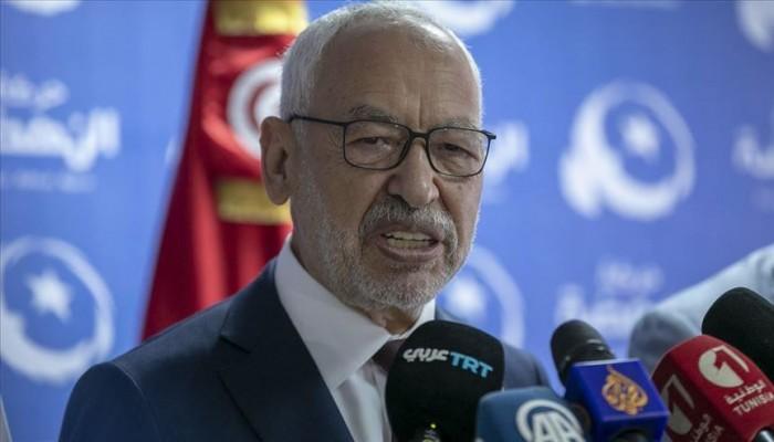 النهضة التونسية تهدد بمقاضاة المسيئين للغنوشي
