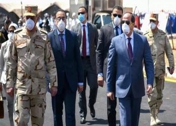 سياسة مصر في التعامل مع كورونا بين القمع والانتهازية