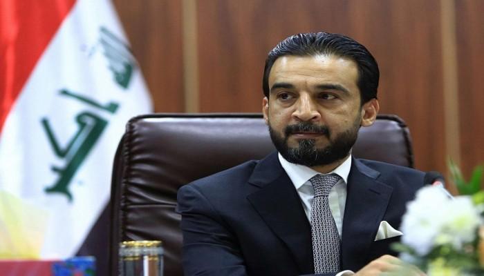 كتل برلمانية عراقية تسعى لإقالة رئيس البرلمان محمد الحلبوسي