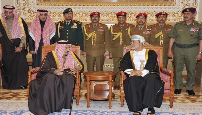 بعد مهاتفة الأمير تميم.. سلطان عمان يتصل بالملك سلمان