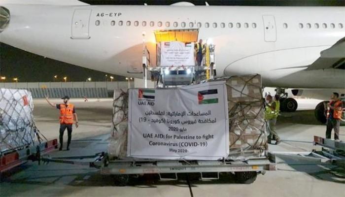مساعدات «إنسانية» إماراتية لإسرائيل!