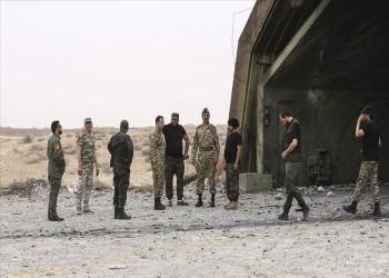 الوفاق الليبية تسيطر على 3 بلدات في 3 أيام