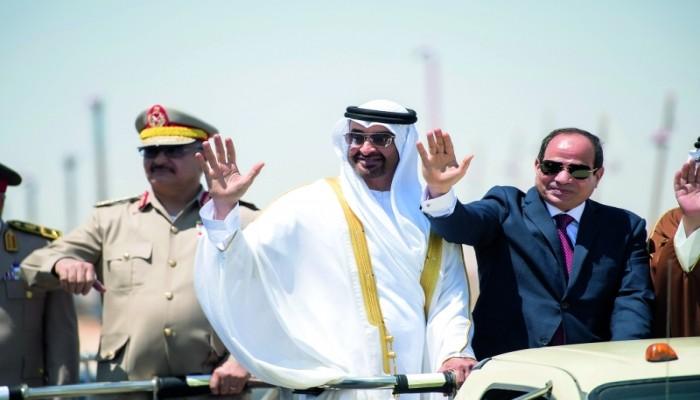 المعارضة المصرية ترفض تدخلات الإمارات في ليبيا