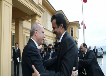 المركزي التركي يتلقى 10 مليارات دولار من قطر