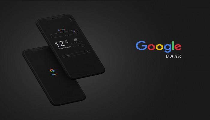 تطبيق بحث جوجل للهاتف في حلته المظلمة أخيرا