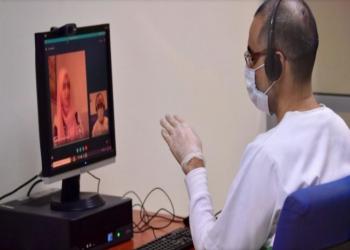 سجن دبي: الاتصالات والمحاكمات عن بعد للوقاية من كورونا