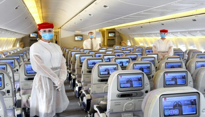 طيران الإمارات تعيد تشغيل أسطولها في صيف 2022