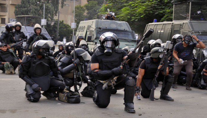مصر تعتقل 10صحفيين خلال شهرين