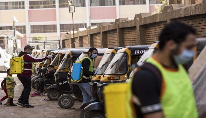 باطل تتهم السلطات المصرية بتزوير إحصاءات كورونا