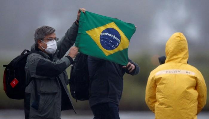 كورونا ينهش البرازيل ويقفز بها للمركز الثاني بعد أمريكا