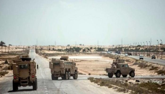 الداخلية المصرية: مقتل 21 مسلحا في سيناء