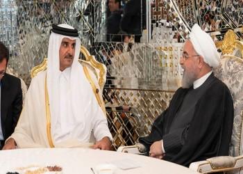 روحاني لأمير قطر: سنرد على أي استفزار أمريكي لناقلاتنا