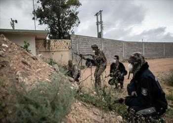 حفتر يفقد أكبر 4 معسكرات جنوب طرابلس في أقل من 24 ساعة