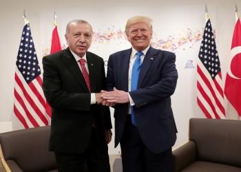 أردوغان وترامب يتفقان على مواصلة التعاون العسكري