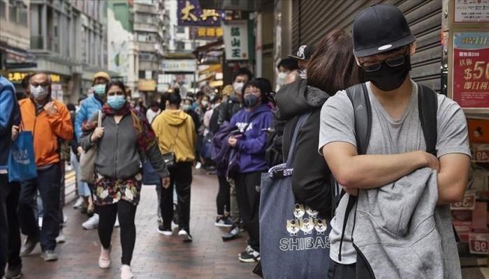 ووهان الصينية: أجرينا أكثر من مليون و470 ألف اختبار كورونا الجمعة