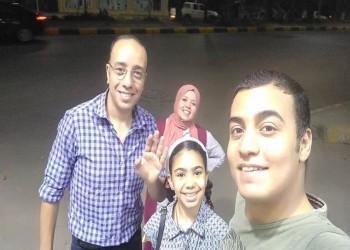 الجيزاوي يعود إلى مصر بعد 8 سنوات في سجون السعودية