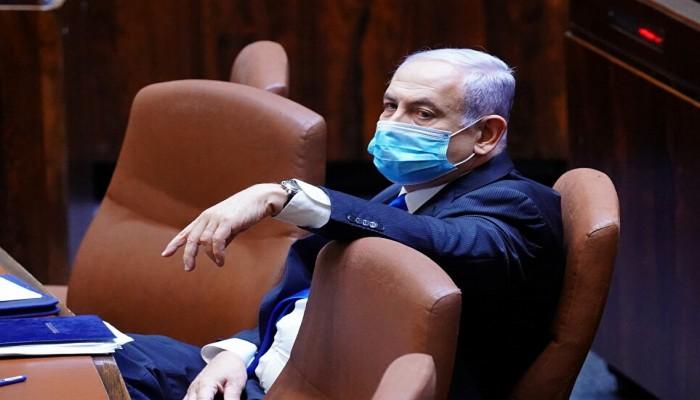 نتنياهو يمثل أمام القضاء الإسرائيلي بسبب تهم فساد