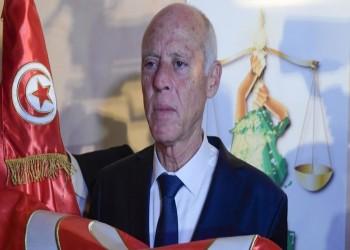 قيس سعيد: لتونس رئيس واحد يمثلها ومن يسعلى للفوضى ستحرقه
