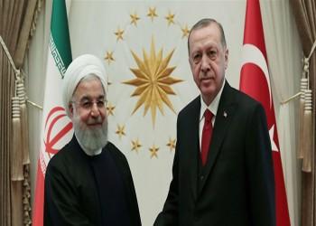 أردوغان وروحاني يشددان على ضرورة إعادة فتح حدودهما