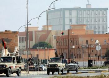 انسحاب مرتزقة روس على متن 3 رحلات من مطار بني وليد بليبيا
