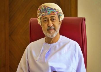 سلطان عمان يتلقى اتصالا من أردوغان بمناسبة عيد الفطر