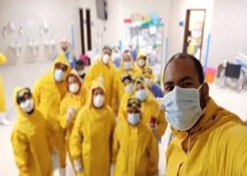أطباء مصر يستنكرون حملات تحريض ضدهم لتبرئة وزارة الصحة