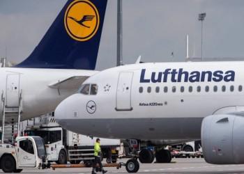 """الحكومة الألمانية تتوصل إلى اتفاق إنقاذ مع """"لوفتهانزا"""""""