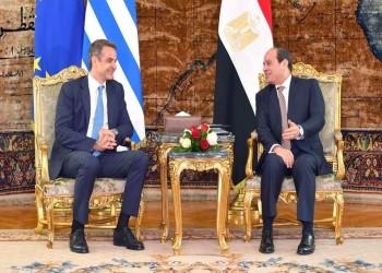 السيسي يؤكد اتساق المصالح المصرية اليونانية بشرق المتوسط