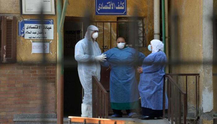 باطل تستغيث بالصحة العالمية: القاهرة ووهان جديدة